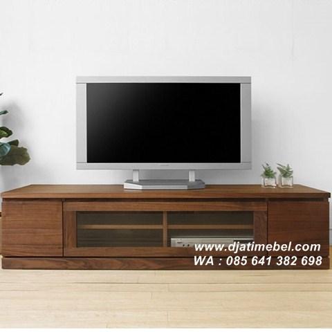 Bufet Tv Pendek Minimalis Modern