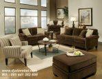 Kursi Set Sofa Tamu Eropa Klasik Mewah