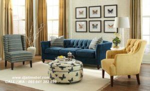 Kursi Tamu Sofa Chester Minimalis