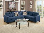 Sofa Sudut Chester Klasik Eropa Terbaru
