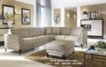 Sofa Sudut Klasik Roberto Mewah