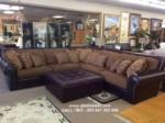 Sofa Tamu Sudut Klasik Oscar Terbaru