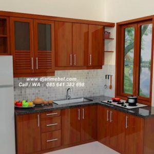 Kitchen Set Idaman Minimalis Terbaru