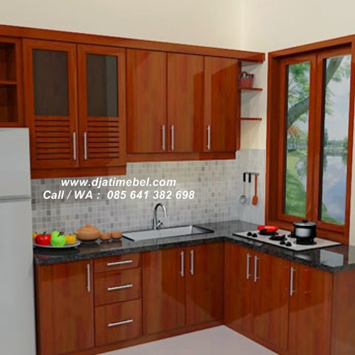Kitchen Set Idaman Minimalis Terbaru