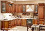 Set Dapur Klasik Jati Natural