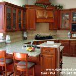 Set Dapur Klasik Natural Murah