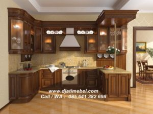 Kitchen Set Minibar Fanci Modern Klasik