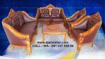 Set Kursi Tamu Ganesha Monako Jati Jepara