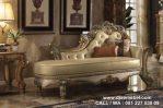 Bangku Sofa Louis Angsa Royal Italia Mewah